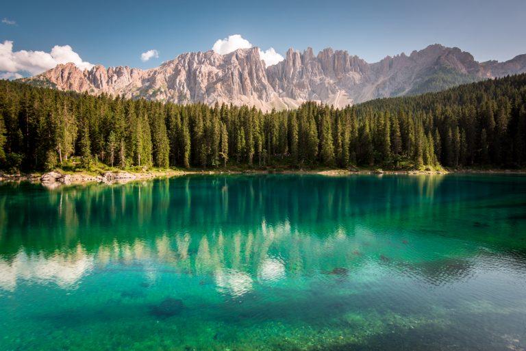 Ambiente Montano - Lago di Carezza